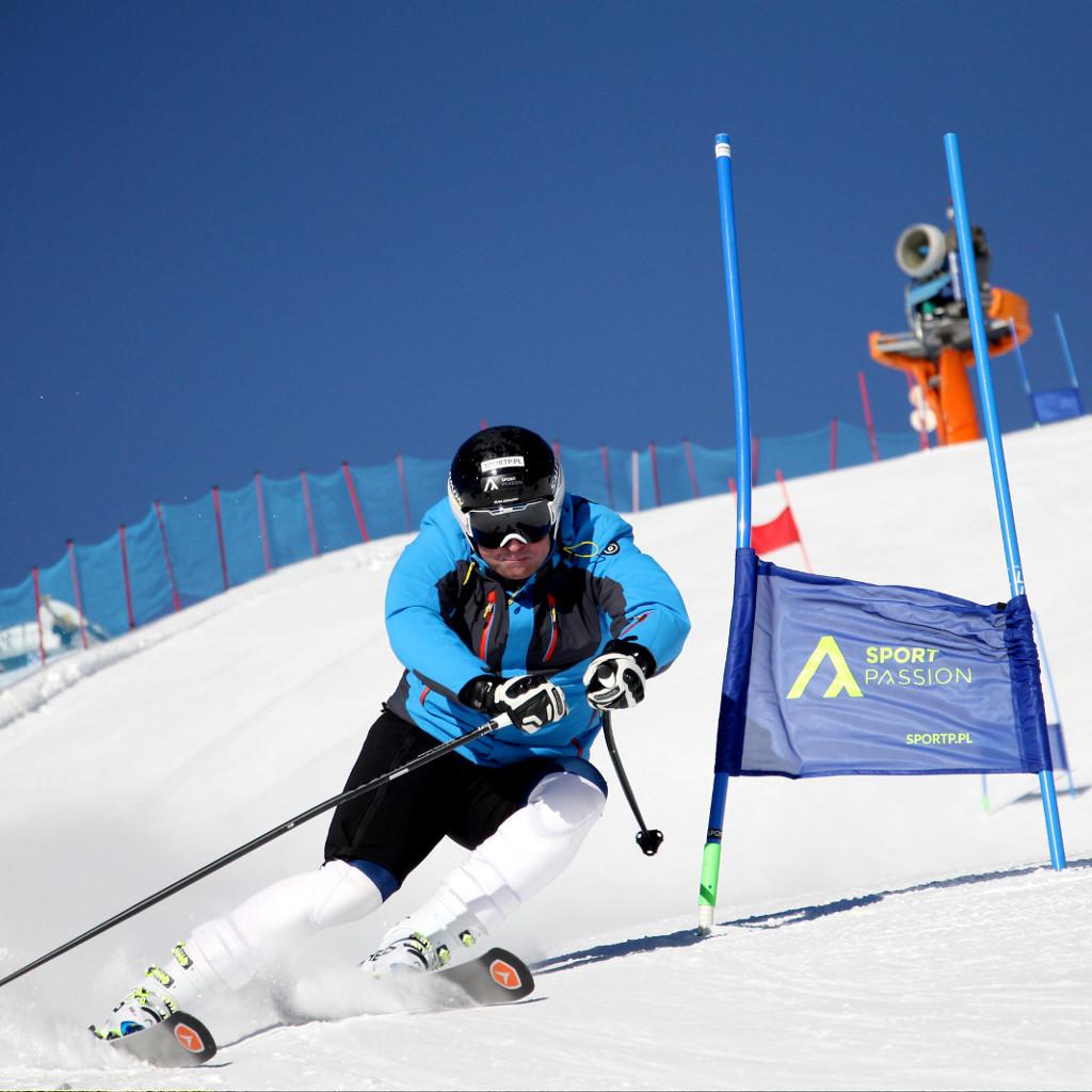 Treningi narciarskie